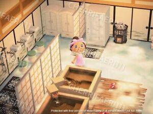 ACN-H-New-Horizons-Japanese-SPA-bath-house-furniture-set-NEW-ORIGINAL-DESIGN