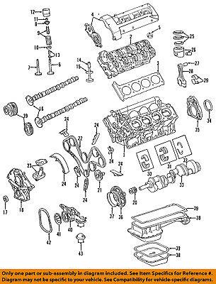 Engine Camshaft Oiler Kit-Genuine Engine Camshaft Oiler Kit fits 94-99 S500 5.0L