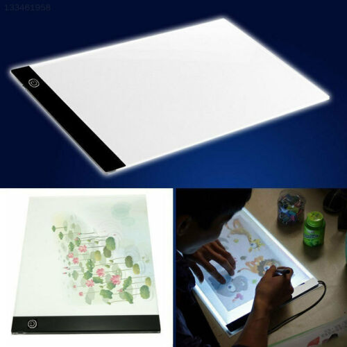 FC88 5V Copy Board Drawing Tablet Tracing Board Light Box Panel Painting Writing
