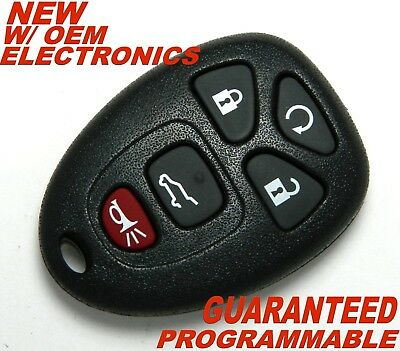 NEW 2007 2008 2009 2010 GMC ACADIA REMOTE START KEY FOB WITH OEM ELECTRONICS