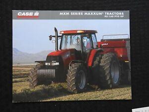 2002-Custodia-IH-Mxm-120-130-140-155-175-190-Maxxum-Trattore-034-Catalogo-Opuscolo