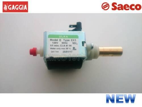 Saeco Parts 60 Hz 3x Ulka EX5 vibratoire Pompe//Pompe à eau 120 V 41 W