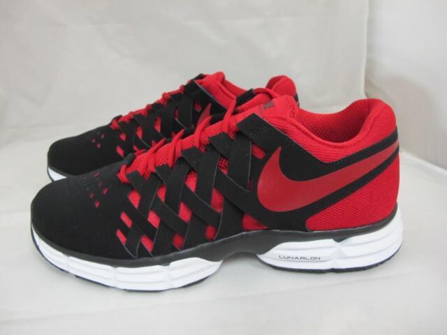 4fd28b2dae8b56 Nike Lunar Fingertrap TR Shoes for Men Style 942236 4e Wide US Size ...