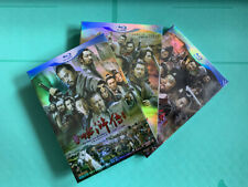 Sparks---- Full set of 108x1 pieces 水浒传 boxed One hundred and eight will