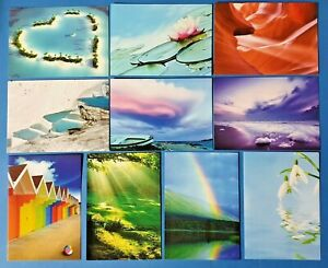 Set-of-10-NEW-Nature-Postcards-great-for-Postcrossing-amp-Postcardsofkindness