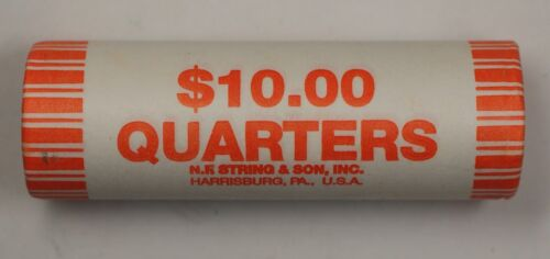 Details about  /2000  D MASSASCHUSETTS STATE QUARTER UNCIRCULATED ROLL US BANK WRAPPED ROLL