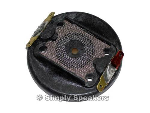 Klipsch La Scala Factory K-77-F Tweeter Horn Diaphragm Faceplate Assembly 127126