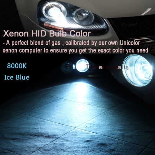 D2S D2C D2R Low Beam HID Headlight Replacement Bulb Xenon KIT For Acura L6