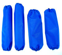 Shock Covers Polaris Sportsman 400 500 600 700 800 Blue Atv Set Of 4