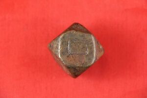Antique  Bronze Opium Scale Weight