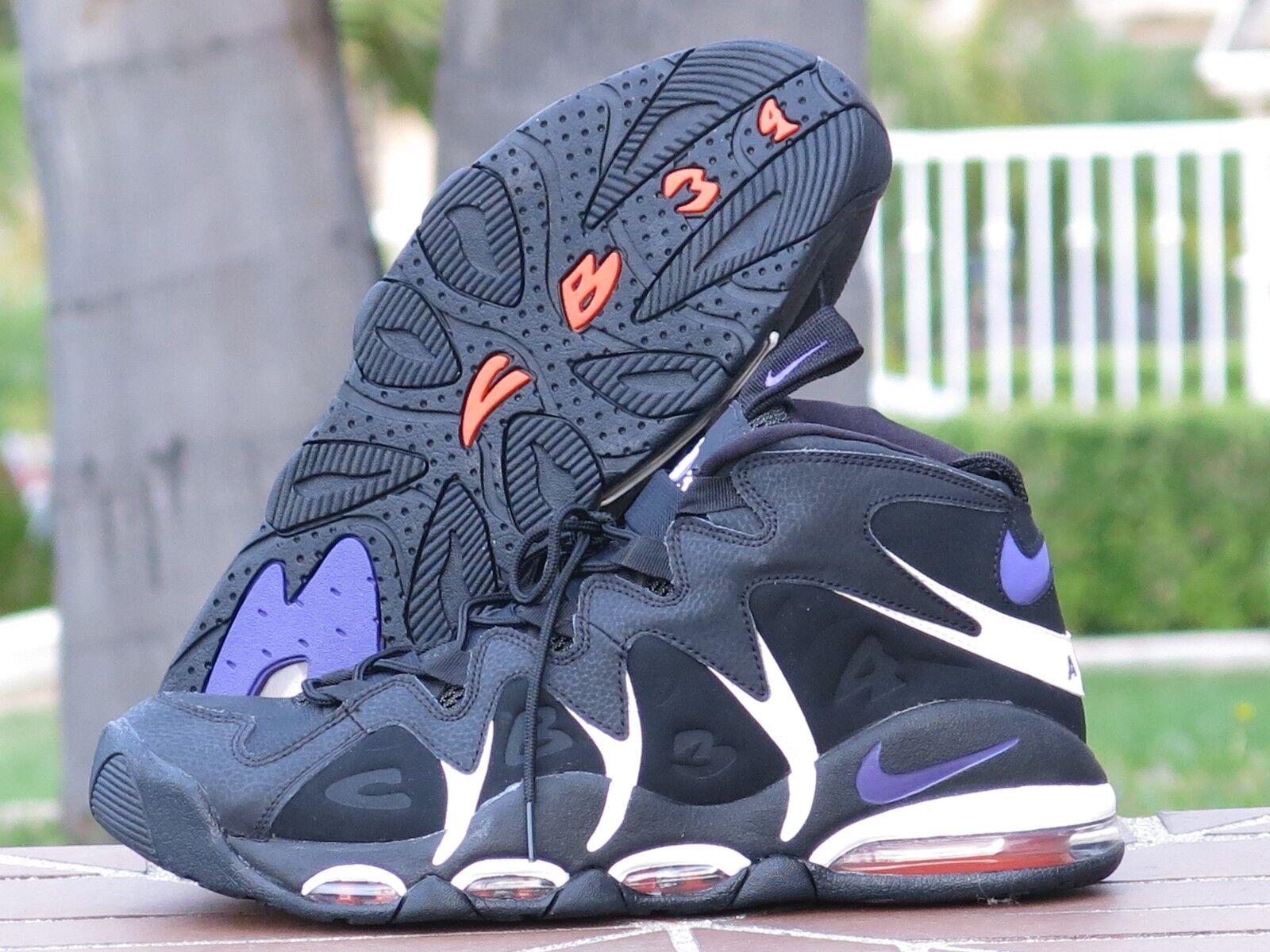 Nike Air Max CB34 Barkley Retro OG Men's Basketball Sneakers 414243-002 SZ 12