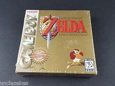 Legend of Zelda Link's Awakening Nintendo Game Boy 1993