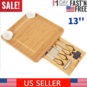 13-039-039-Bamboo-Cheese-Board-w-Cutlery-Set-Charcuterie-Platter-Cutting-Serving-Tray