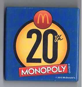 fast food monopoly