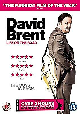 David Brent: Life on the Road [DVD] [2016], , Used; Like New DVD