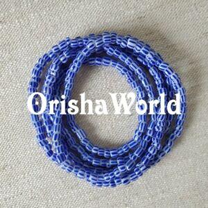 Babalu-Aye-Eleke-Collar-Santeria-Orisha-Beaded-Necklace-San-Lazaro-Lazarus