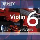 Violin CD Grade 6 2016-2019 by Trinity College London (CD-Audio, 2015)