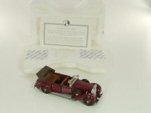 Mercedes 770k Franklin Mint Amaranth 1:43