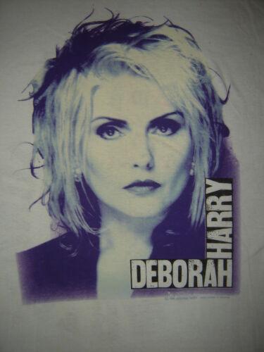 Vintage Concert T-Shirt  DEBORAH DEBBIE HARRY BLON