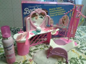 Barbie Dream Dance Salone Di Bellezza Gran Ballo #8695 Mattel 1990