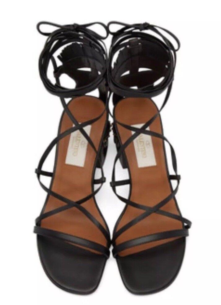 Valentino sandals 37 new African mask Original Original Original  1595 e2194c
