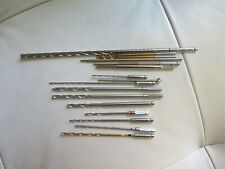 Lot Of 16 Arthrex Stryker Acumed Surgical Orthopedic Drill Bits