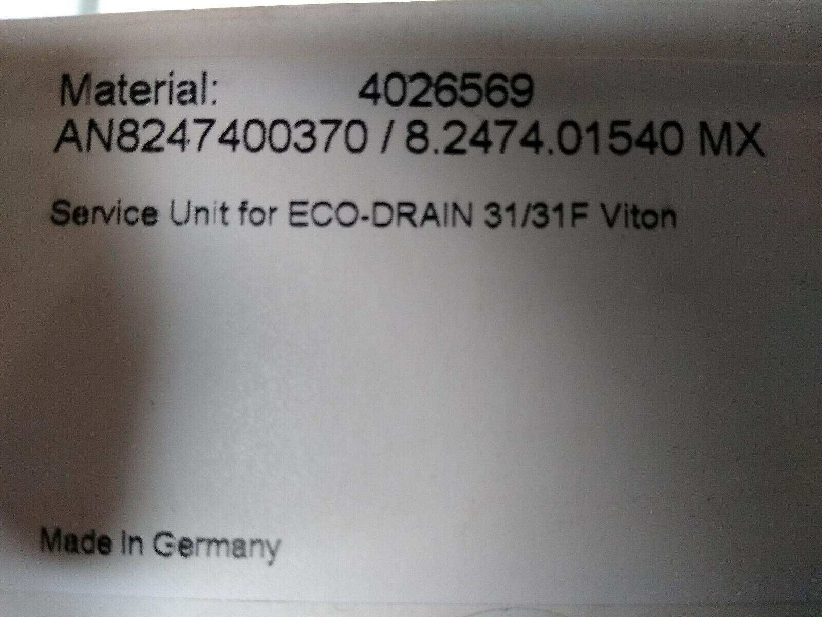 Kaeser service-Unit Eco-Drain 31//31f