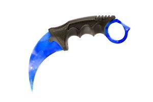 CSGO-Karambit-Doppler-Sapphire-Real-Knife-Skins-CSGO-Sammelmesser-Gaming-FN