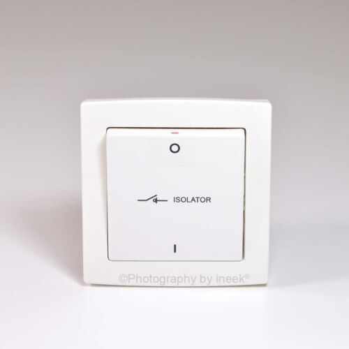 3 pôle Ventilateur isolateur 10AX abb concept AC134