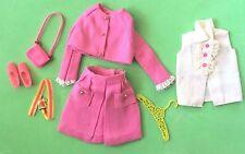 VTG 1969 Vintage Mod Era Barbie Francie #1228 Sissy Suits