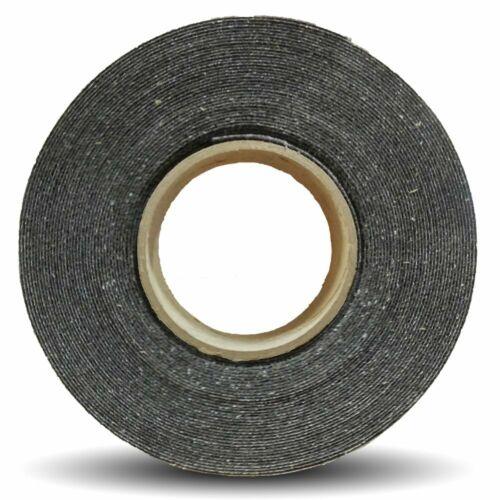 "Anti-Slip Tape 2/"" x 60/' Black Gator Grip"
