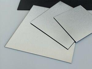 Spiegel aus Acrylglas XT, Platte Zuschnitt silber 1000 x 500 x 3 mm, Wand Deko