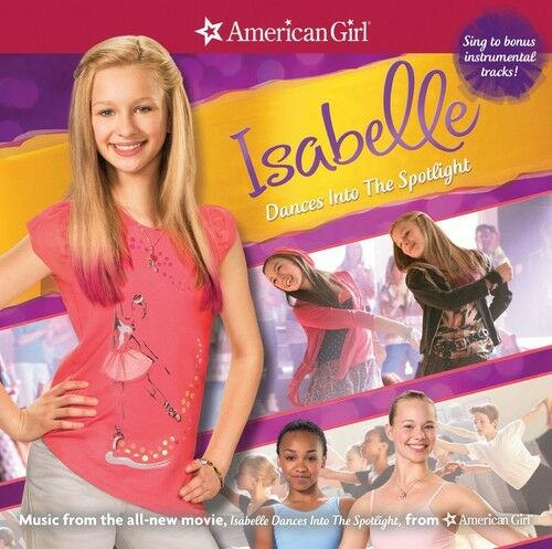 1 of 1 - Various Artists - American Girl: Isabelle Dances Into Spotlight / Various [New C