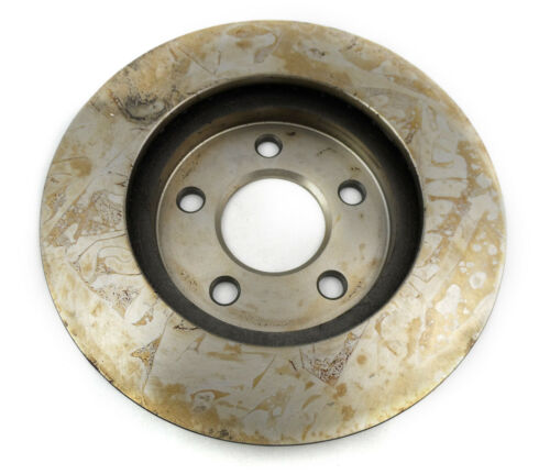 One Brand New Front Brake Rotor ACDelco # 18A184