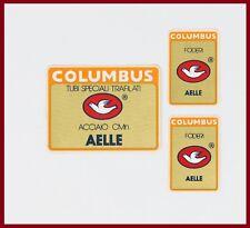 NOS Columbus SL Seat Tube Decal Original 1970s 80s