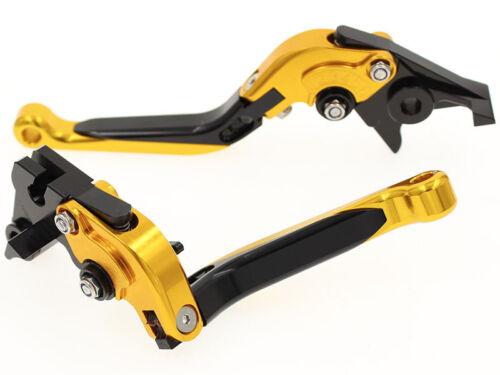 FXCNC CNC Foldable Extending Clutch Brake Levers For KTM DUKE 125 200 390 RC390