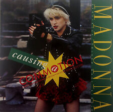 "Madonna - Causing A Commotion - 12"" Maxi - k1504 - washed & cleaned"