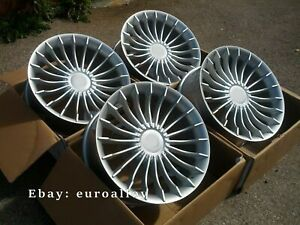 New-4x20-inch-Haxer-style-wheels-for-BMW-5-7-GT-Silver-Alloy-Wheels-Concave