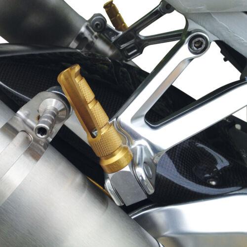Fußrasten Honda CBR 1000 RR  Bj 08-12 Austauschrasten für Fahrer oder Sozius