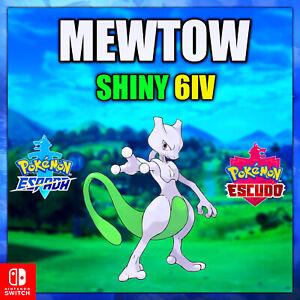 Mewtow-Shiny-6-IV-COMPETITIVO-Pokemon-Espada-escudo-ENVIO-RAPIDO