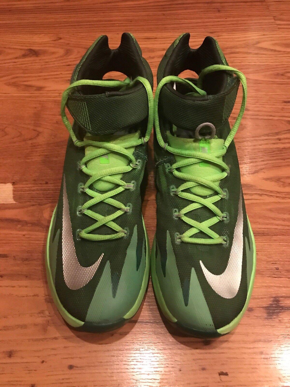 Nike Zoom W/ HyperRev Size 9  W/ Zoom Box d7f0d7