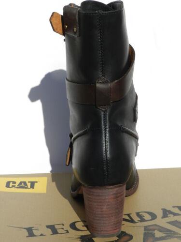 Uk6 39 Stivaletti Caterpillar Lavern Nuovo Cat da Scarpe donna IC0wzq