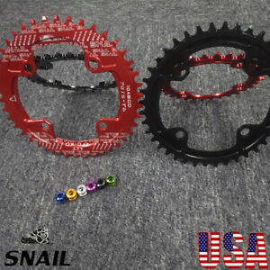 32-42t-104BCD-Round-Oval-Narrow-Wide-Chainring-MTB-Bike-Chainwheel-Chain-Guard
