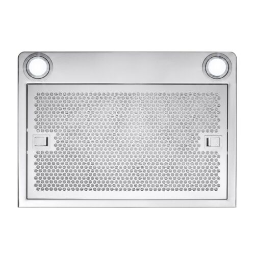 """36/"""" Wall Mount Stainless Steel Range Hood Kitchen Stove Vent Modern Glass Curved"""