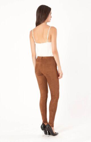 Pantalon en slim ultra daim Hale Bob rrawqC5