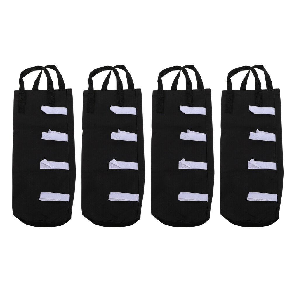 4pcs Sturdy Durable Weight Bag Fixing Tool for Camping Tents