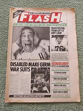 THE MANCHESTER FLASH 9-15 October 1981 First Issue!