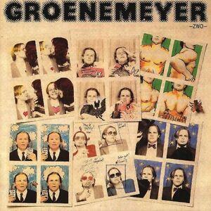 Herbert Grönemeyer-deux VINILE LP NUOVO