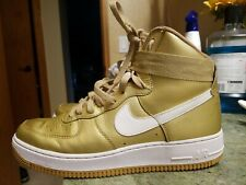 new product 2fe7f d4257 item 3 Nike Air Force 1 High Metallic Gold 823297-700 NikeLab Exclusive  size 9.5 -Nike Air Force 1 High Metallic Gold 823297-700 NikeLab Exclusive  size 9.5