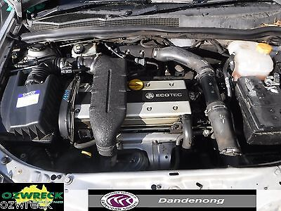 HOLDEN ASTRA AH 2.0L TURBOCHARGED ENGINE FOR SALE - 6 MONTHS WARRANTY LOW KMS